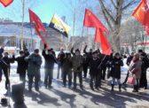 Саратовские коммунисты провели митинг «За честные и чистые выборы!»