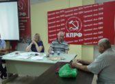 Юрий Синельщиков провел прием граждан в Саратове и Лысогорском районе