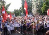 Саратов. Встреча депутатов-коммунистов с избирателями
