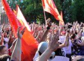 Саратовский митинг против строительства «завода смерти» в Горном