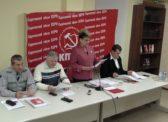В Саратовском обкоме КПРФ состоялось обсуждение поправок в Конституцию РФ
