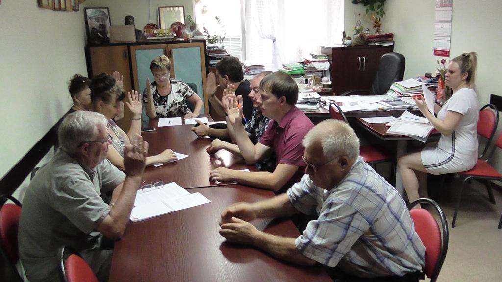 Бюро Саратовского обкома КПРФ выдвинуло список кандидатов на довыборах депутатов Саратовской городской Думы