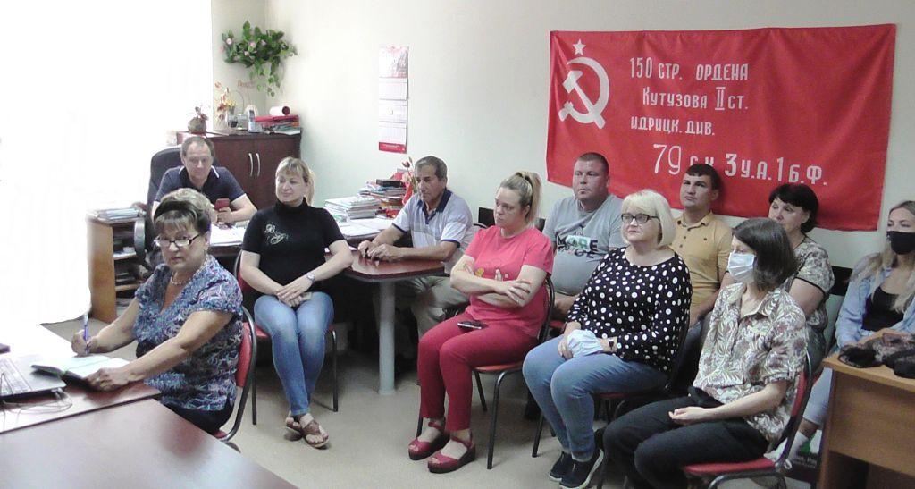Ольга Алимова: «Обычно в России на третий день хоронят, а «Единая Россия» решила получить нужные для себя результаты с помощью ЦИК РФ»