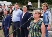 Ольга Алимова приняла участие в праздновании Дня физкультурника в Базарном Карабулаке