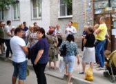Депутат-коммунист Николай Бондаренко встретился с избирателями Октябрьского района