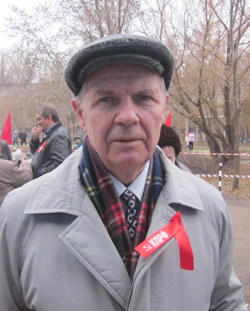 Слова соболезнования по поводу кончины Тищенко Бориса Николаевича