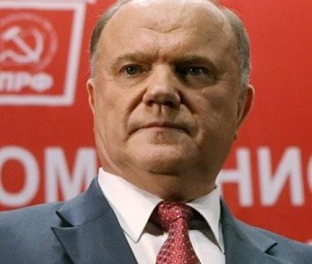 Г.А. Зюганов: Слушать, что там кашлянут в европейских столицах, смысла никакого нет