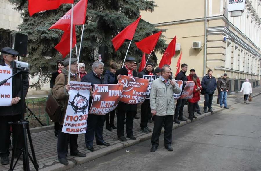 К.К. Тайсаев: Мы выражаем решительную поддержку Петру Николаевичу Симоненко и всем коммунистам Украины