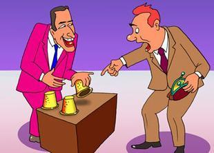 Независимый экономист Владислав Жуковский: Большая ложь Правительства Медведева – игра в напёрстки с пенсионерами обернётся обнищанием миллионов россиян