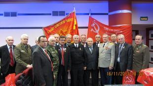 В Москве прошел II совместный пленум ЦИК и ЦКК Международного Объединенного Союза советских офицеров