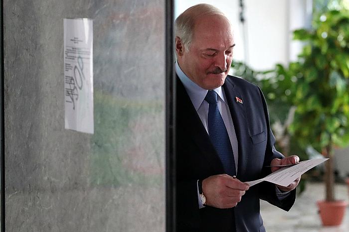 Государственные экзит-полы показали победу Лукашенко с 79,7% голосов