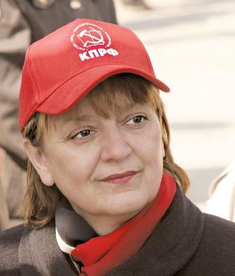 Разговор со страной ведёт О. Н. Алимова