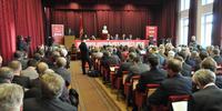 Сегодня в Москве проводится семинар-совещание руководителей комитетов региональных отделений КПРФ