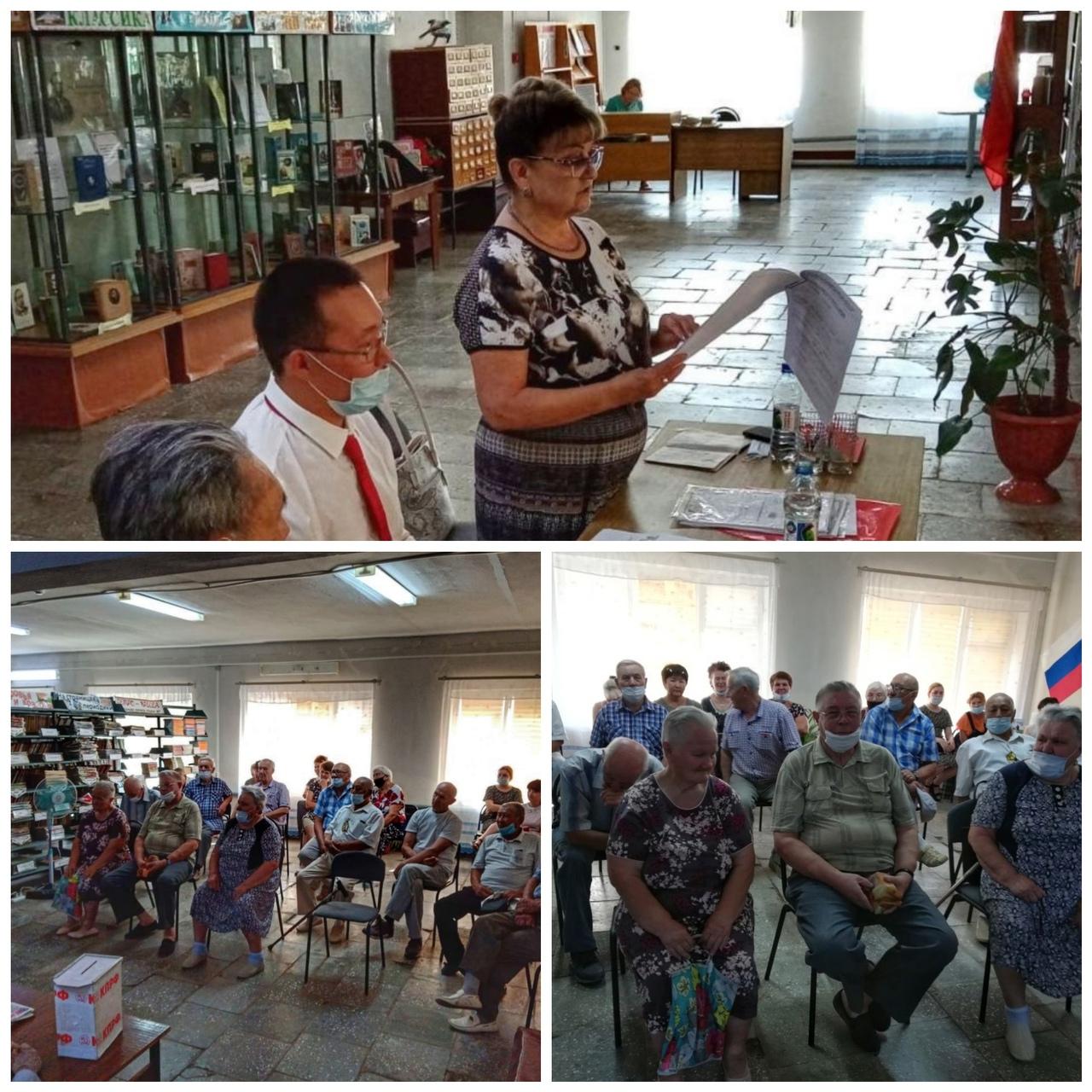 Ольга Алимова посетила Новоузенкий и Александрово-Гайский районы