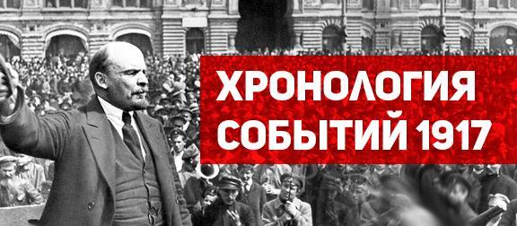 КПРФ.РУ запускает проект «Хроника революции. Что было в этот день 100 лет назад»