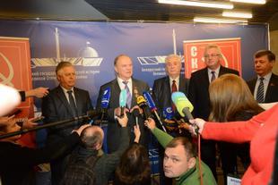 Г.А. Зюганов: «Мы должны сплотиться и решительно выступить против фашизма»