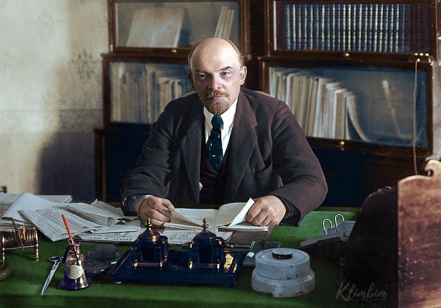Совместное заявление коммунистических и рабочих партий по поводу 150-летия со дня рождения В.И. Ленина