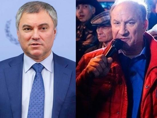 В.Ф. Рашкин выиграл дело против спикера Госдумы в ЕСПЧ