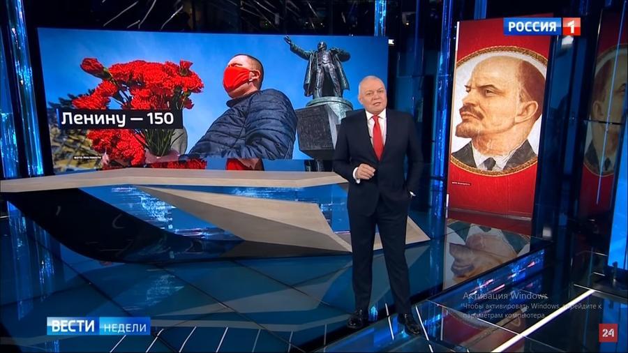 ЦК ЛКСМ РФ: Дмитрий Киселев предложил ставить памятники нацистским пособникам