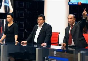 В.Ф. Рашкин рассказал о коррупции в ЖКХ на телеканале «Россия-1»
