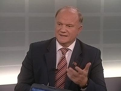 Г.А.Зюганов на телеканале «Россия-24»: Новое правительство будет сформировано после Олимпиады