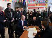 «От этих выборов зависит судьба страны». Г.А. Зюганов проголосовал на избирательном участке