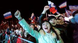 Г.А.Зюганов: У Донецка, Луганска, у Харькова есть возможность взять пример с Крыма, самоорганизоваться, достойно провести референдумы. Видео