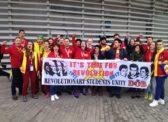 Подошёл к концу первый рабочий день делегации Ленинского комсомола на XIX Всемирном фестивале молодёжи и студентов
