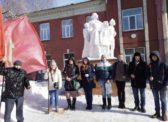 Комсомольцы Саратовской области почтили память Н.К. Крупской