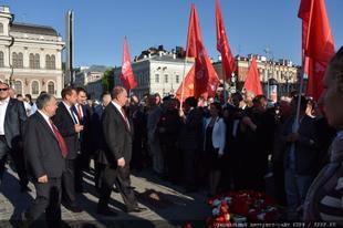 Г.А. Зюганов: «Я уверен, что человечество всегда будет помнить Ленина». Итоги визита лидера КПРФ в Татарстан