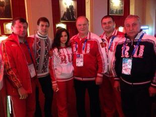 Г.А. Зюганов: Олимпийский Сочи должен работать на будущее страны!
