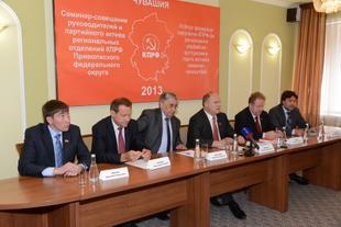 Г.А. Зюганов на пресс-конференции в Чувашии: Россия сдала почти всех своих союзников на Ближнем Востоке