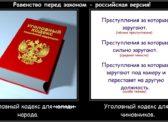 Ю.П. Синельщиков: Почему Уголовный кодекс РФ называют «лоскутным одеялом»
