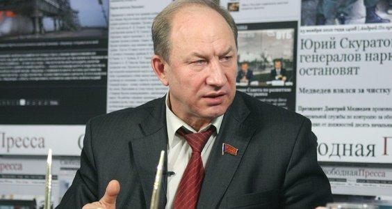 В.Ф. Рашкин: Необходимо создать Министерство по делам национальностей