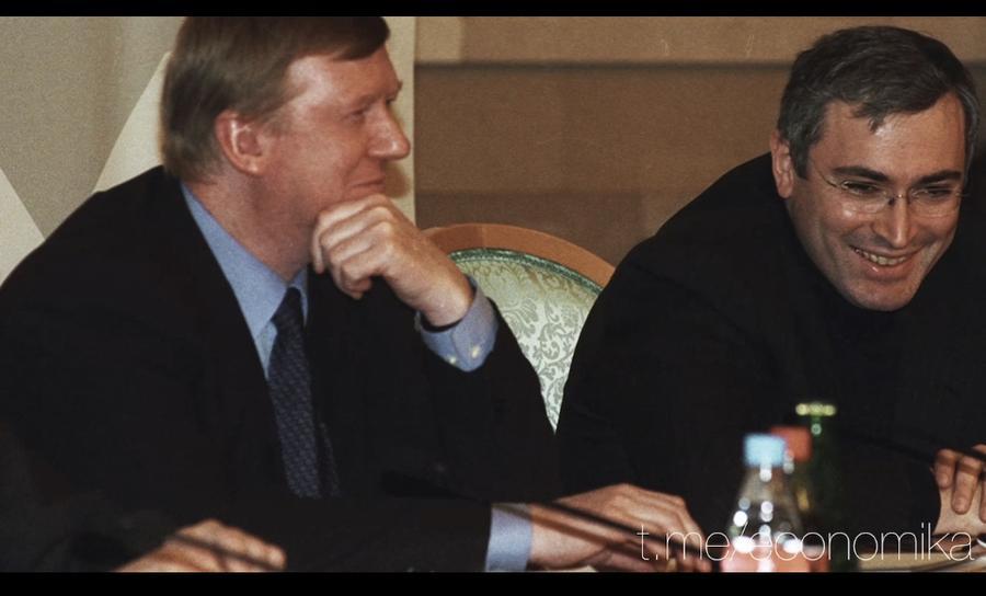 Сергей Обухов — «Свободной прессе»: Чубайс против Ходорковского, кто сильнее?