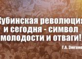 Г.А. Зюганов: Кубинская революция и сегодня — символ молодости и отваги!