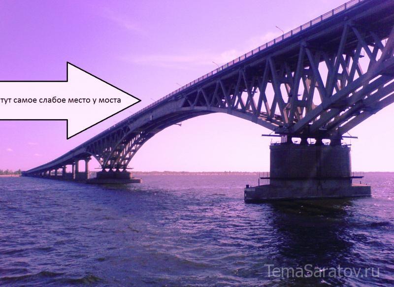 Ольга Алимова: «Саратову требуется капремонт моста через Волгу!»