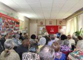 Ольга Алимова встретилась с «детьми войны»