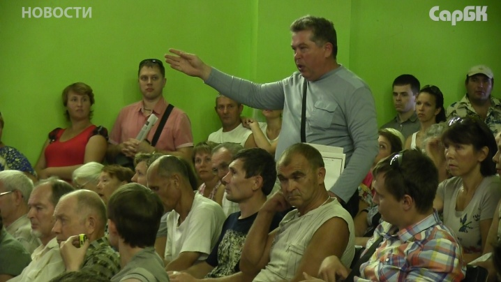 Сход жителей Усть-Курдюма запрещён администрацией