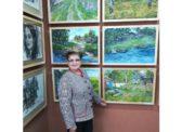 Ольга Алимова посетила Базарно-Карабулакский район