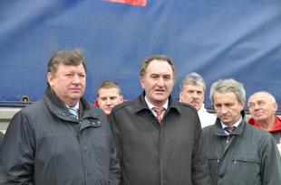 КПРФ отправила семнадцатый гуманитарный конвой в помощь жителям и бойцам Новороссии