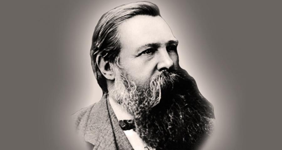 РУСО. К 200-летию Ф. Энгельса. «Великий борец и мыслитель»