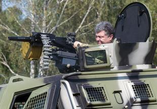 Порошенко метит в Пиночеты. Силовики украинского президента смогут расстреливать безоружных людей без предупреждения