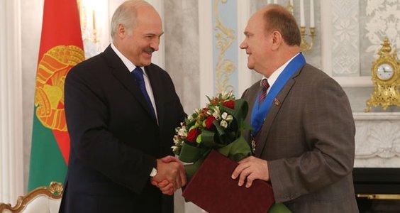 Геннадий Зюганов: «Не отстоим Белоруссию, пожар может вспыхнуть в России»