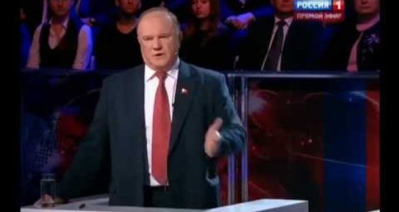 «Надо в срочном порядке ремонтировать нашу внутреннюю политику!». Г.А. Зюганов выступил в прямом эфире на телеканале «Россия 24»
