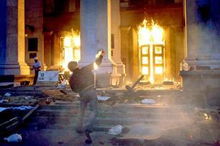 Зловещие миражи СБУ. Украина обвинила Россию в одесской трагедии