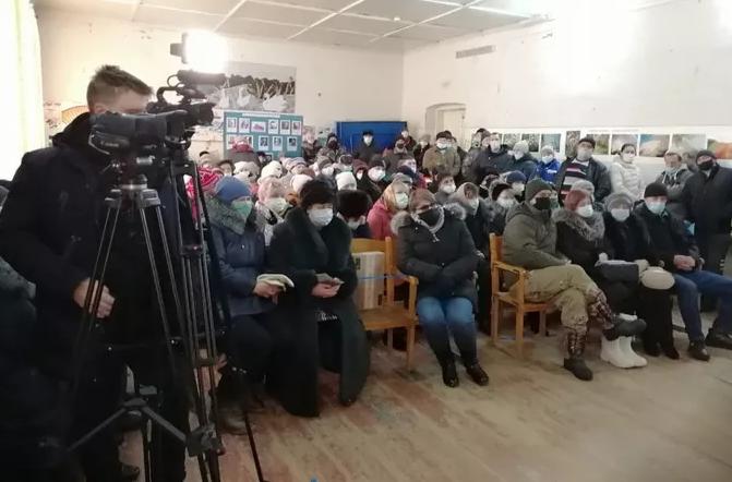 Александр Анидалов заявил о скандале во время голосования о присоединении к Саратову посёлка Синенькие