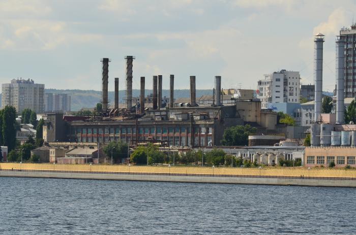 Проект новой набережной, утвержденный Сараевым, лишает саратовские предприятия 78% территорий