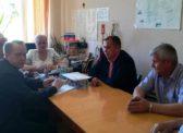 Владимир Есипов побывал в поселке Горный Краснопартизанского района