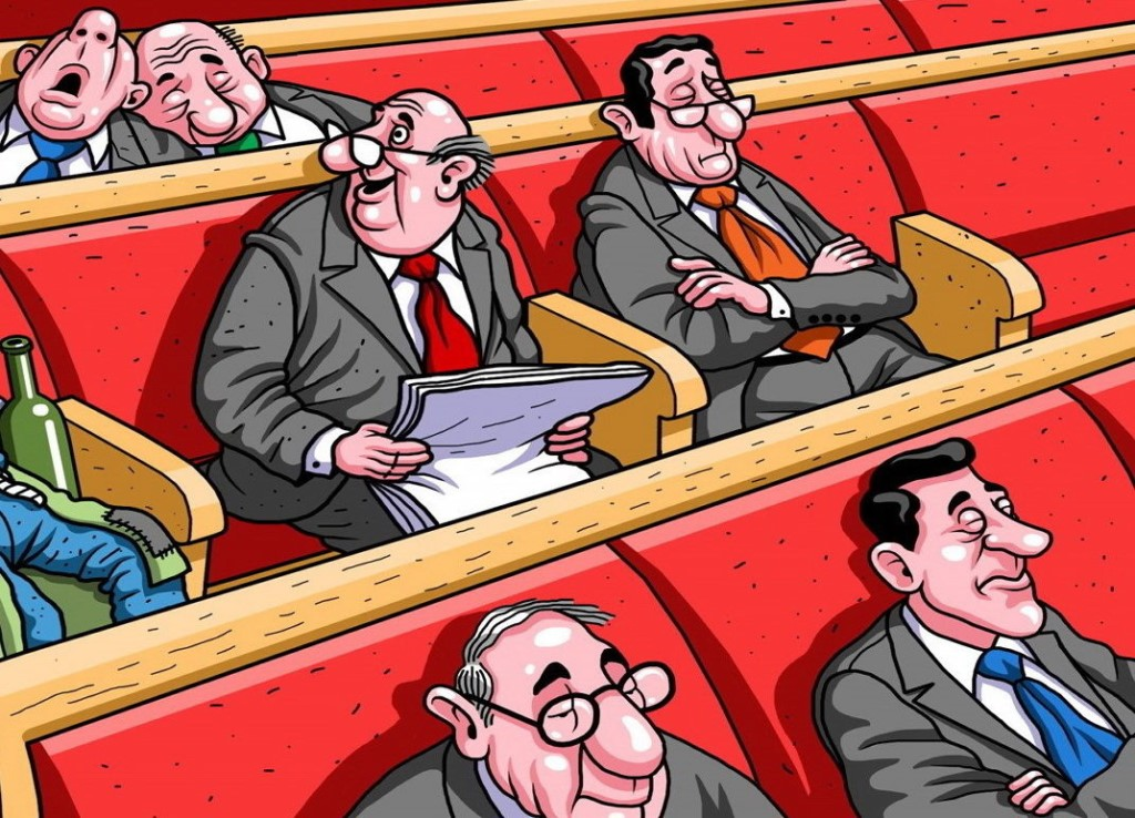 Чего не хотят или боятся «единороссовские» депутаты в Саратове